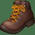 🥾 Hiking Boot Emoji on Facebook Platform