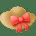 👒 Woman's Hat Emoji on Facebook Platform