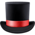 🎩 top hat Emoji on Facebook Platform