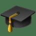 🎓 graduation cap Emoji on Facebook Platform