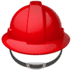 ⛑️ rescue worker's helmet Emoji on Facebook Platform