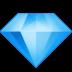 💎 Gem Stone Emoji on Facebook Platform