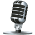 🎙️ studio microphone Emoji on Facebook Platform