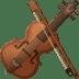 🎻 violin Emoji on Facebook Platform