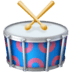 🥁 drum Emoji on Facebook Platform