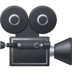 🎥 movie camera Emoji on Facebook Platform