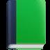 📗 green book Emoji on Facebook Platform