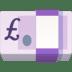 💷 pound banknote Emoji on Facebook Platform