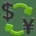 💱 Currency Exchange Symbol Emoji on Facebook Platform