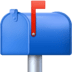 📫 closed mailbox with raised flag Emoji on Facebook Platform