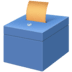 🗳️ ballot box with ballot Emoji on Facebook Platform