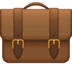 💼 briefcase Emoji on Facebook Platform