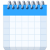 🗓️ spiral calendar Emoji on Facebook Platform