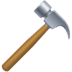 🔨 hammer Emoji on Facebook Platform