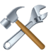 🛠️ hammer and wrench Emoji on Facebook Platform