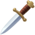 🗡️ dagger Emoji on Facebook Platform