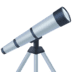 🔭 telescope Emoji on Facebook Platform