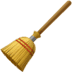 🧹 Broom Emoji on Facebook Platform