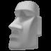🗿 Moai Emoji on Facebook Platform