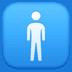 🚹 men's room Emoji on Facebook Platform