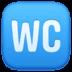 🚾 water closet Emoji on Facebook Platform