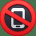 📵 no mobile phones Emoji on Facebook Platform