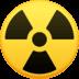 ☢️ radioactive Emoji on Facebook Platform