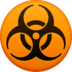 ☣️ biohazard Emoji on Facebook Platform