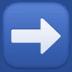 ➡️ Right Arrow Emoji on Facebook Platform