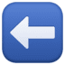 ⬅️ left arrow Emoji on Facebook Platform