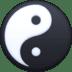 ☯️ yin yang Emoji on Facebook Platform