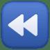 ⏪ fast reverse button Emoji on Facebook Platform