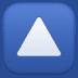 🔼 upwards button Emoji on Facebook Platform