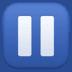 ⏸️ Pause Button Emoji on Facebook Platform