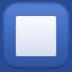 ⏹️ stop button Emoji on Facebook Platform
