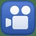 🎦 Cinema Symbol Emoji on Facebook Platform