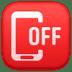 📴 mobile phone off Emoji on Facebook Platform