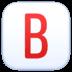 🅱️ Pulsante B (Gruppo Sanguigno) Emoji sulla Piattaforma Facebook