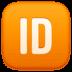 🆔 ID Button Emoji on Facebook Platform