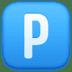 🅿️ P button Emoji on Facebook Platform