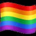 🏳️🌈 Rainbow Flag Emoji on Facebook Platform