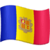 🇦🇩 flag: Andorra Emoji on Facebook Platform