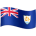 🇦🇮 flag: Anguilla Emoji on Facebook Platform