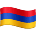 🇦🇲 flag: Armenia Emoji on Facebook Platform