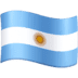 🇦🇷 flag: Argentina Emoji on Facebook Platform