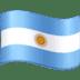 🇦🇷 flag: Argentina Emoji on Facebook Platform