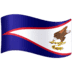 🇦🇸 flag: American Samoa Emoji on Facebook Platform