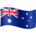 🇦🇺 flag: Australia Emoji on Facebook Platform