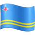 🇦🇼 flag: Aruba Emoji on Facebook Platform
