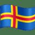 🇦🇽 flag: Åland Islands Emoji on Facebook Platform